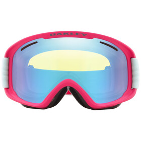 Oakley O Frame 2.0 Pro XM Gogle zimowe Kobiety, strong red/hi yellow iridium/dark grey